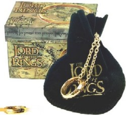 Lord of the Rings 'The One Ring' Ring