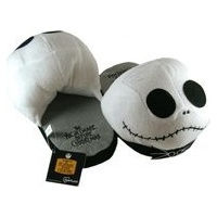 Nightmare Before Christmas 'Happy Jack' Slippers