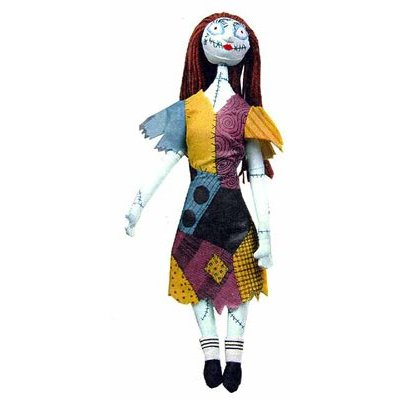 Nightmare Before Christmas Pull-A-Part Sally Doll